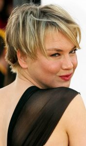 best short haircuts for round faces