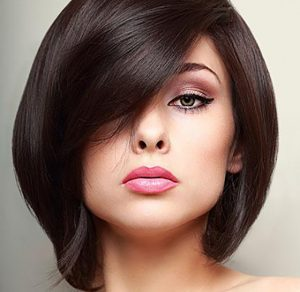 indian hairstyles for round faces