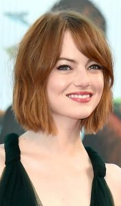 round faces short hairstyles
