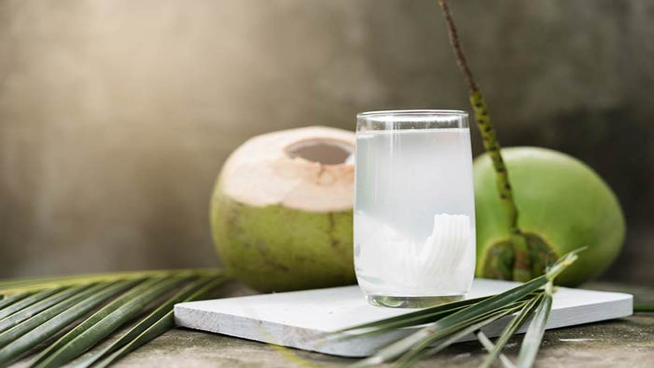Cocunut Water for diarrhea