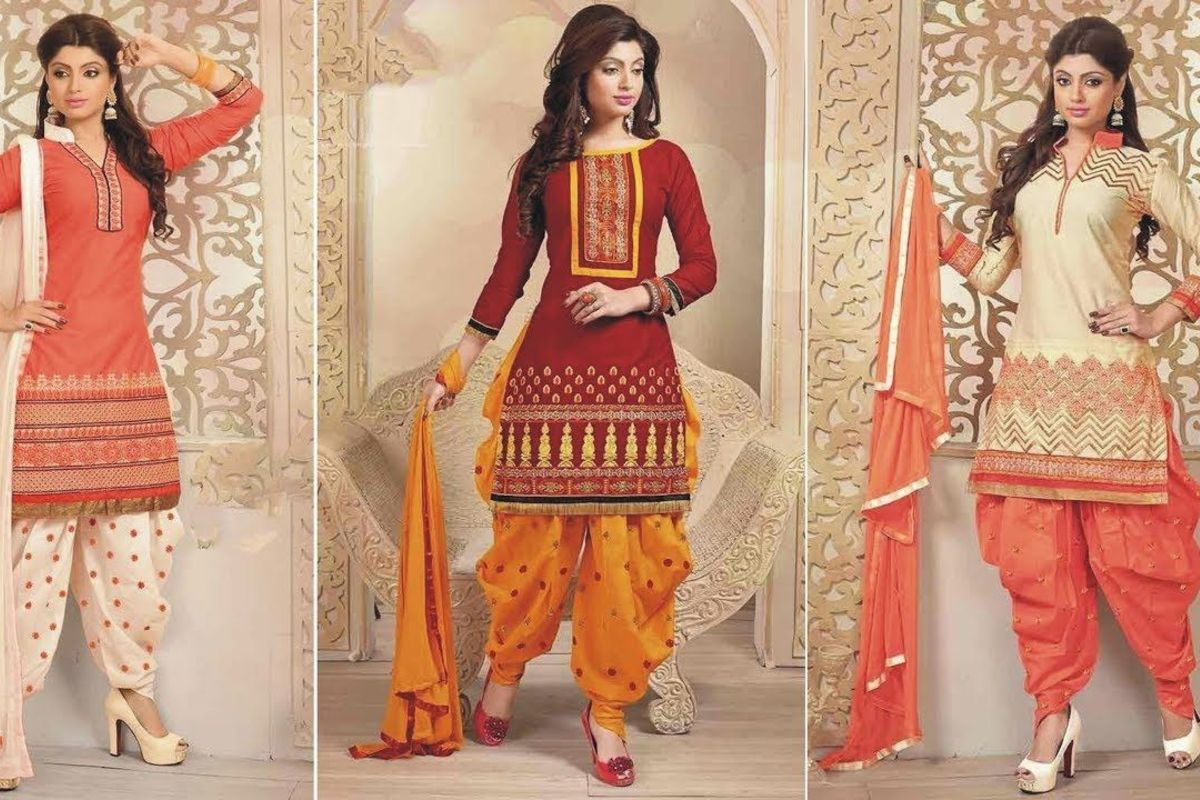 Salwar Suits for Stylish Woman