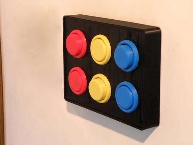 Arcade Button Switch