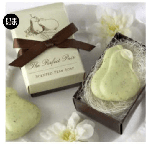 Customized Scented Soap